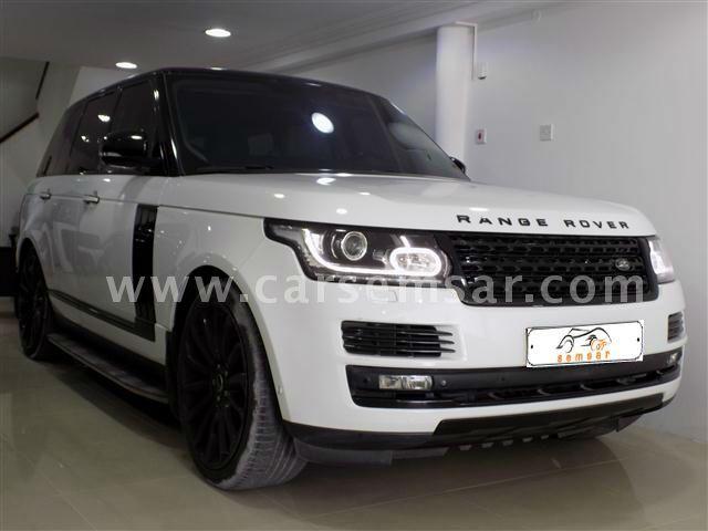 2013 Land Rover Range Rover  Vogue Autobiograhpy