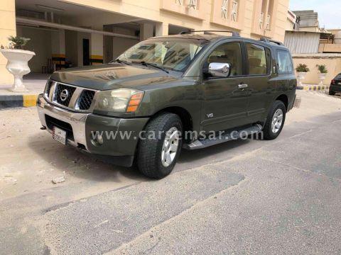 2005 Nissan Armada 4x4 LE