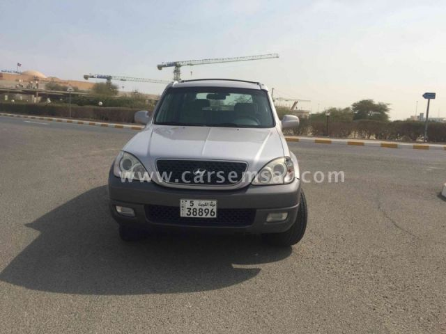 2006 Hyundai Terracan 2.9 CRDi Automatic