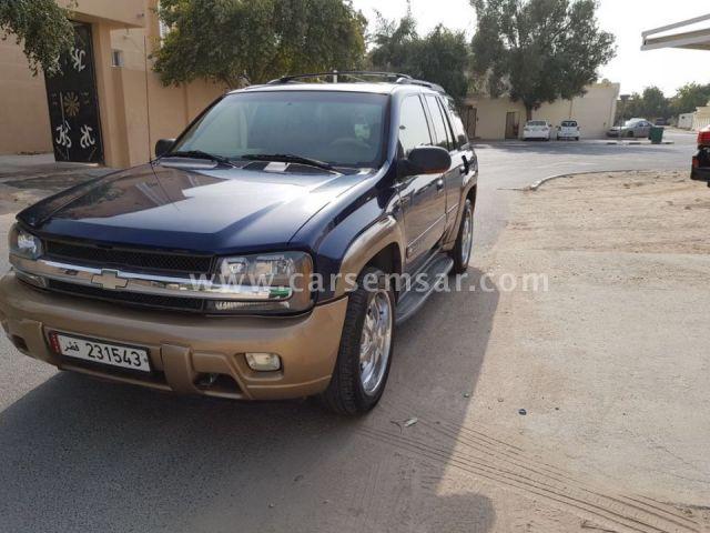 Used Chevrolet Trailblazer Cars For Sale In Qatar