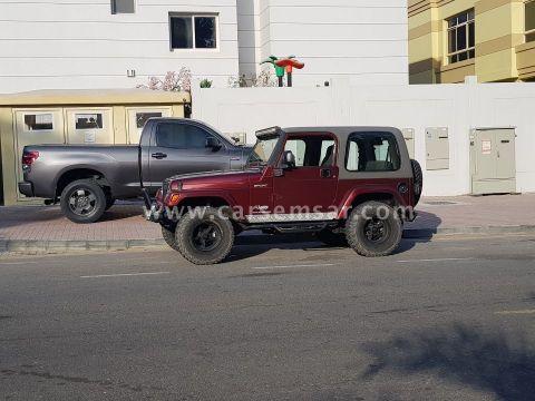 2004 Jeep Wrangler 4.0 Rubicon