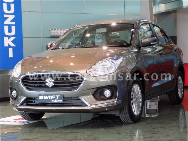 2018 Suzuki Swift Dzire GLX