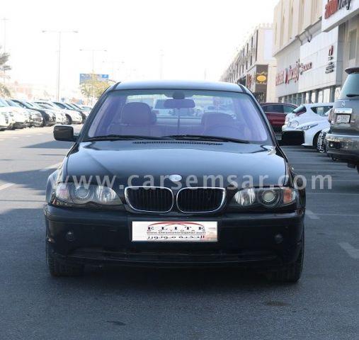 2004 BMW 3-series 318i
