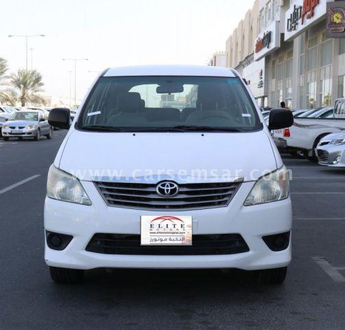 2012 Toyota Innova 2.7