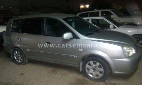 2003 Kia Carens EX