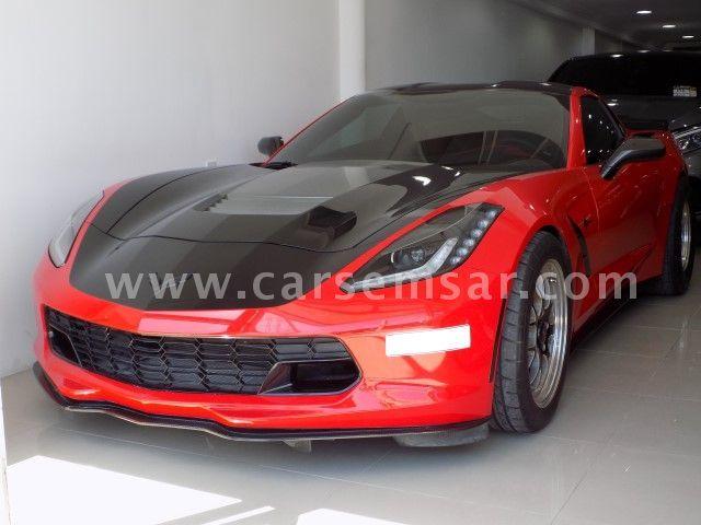 2015 Chevrolet Corvette Coupe