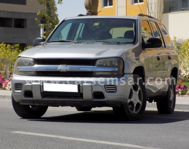 2007 Chevrolet Trailblazer 4.2 LT