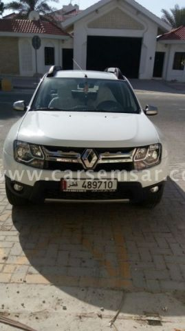 2016 Renault Duster 2.0