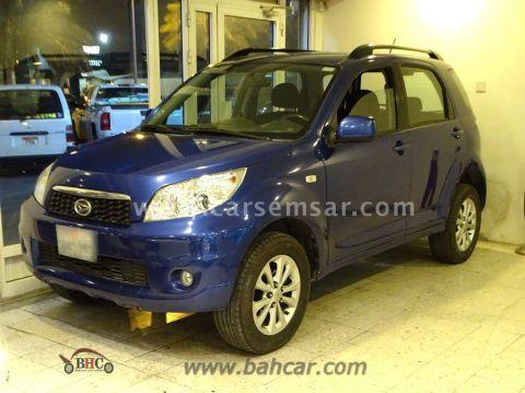 2009 Daihatsu Terios 1.5i