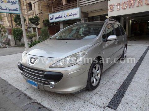 2009 Peugeot 307 2.0 SW