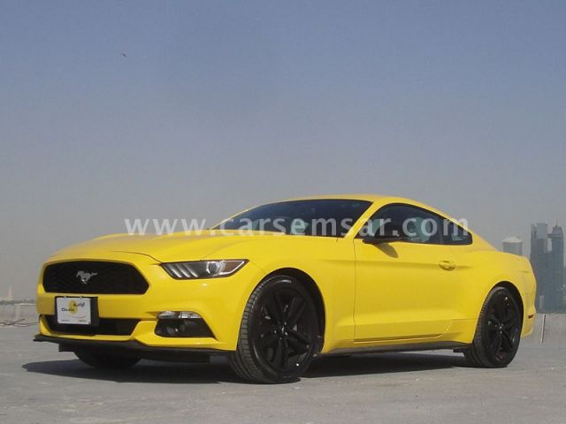 2016 Ford Mustang 2.3