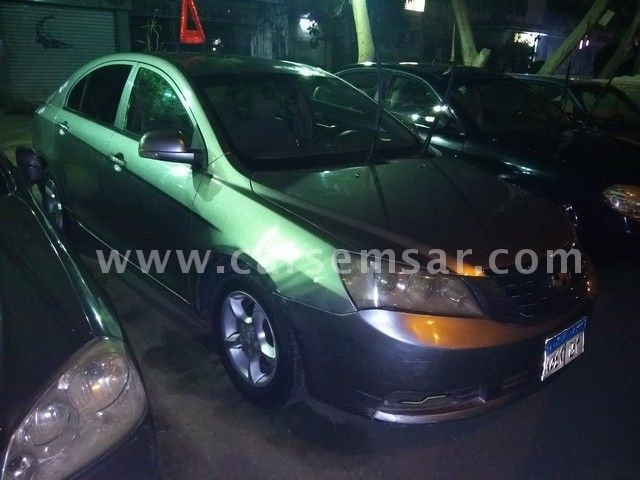 2014 Geely Geely Emgrand