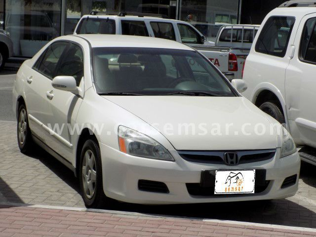 2007 Honda Accord 2.4