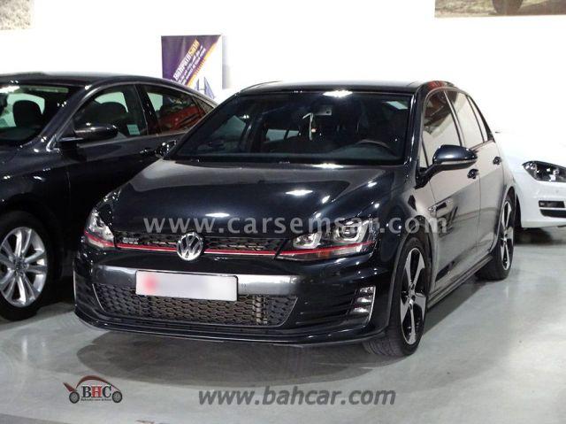 2016 Volkswagen Golf GTi 2.0 L