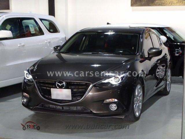 2016 Mazda Mazda 3