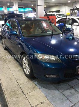 2008 Mazda 3 1.6