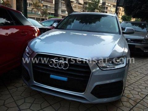 2017 Audi Q3 30 TFSI