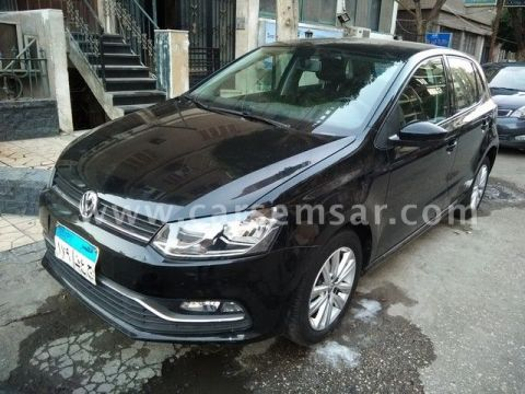 2015 Volkswagen Polo 1.6 Comfortline
