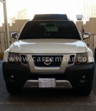 2014 Nissan Xterra 4.0s