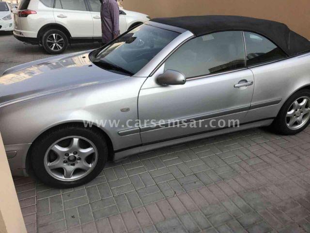 mercedes benz clk 1999 coupe