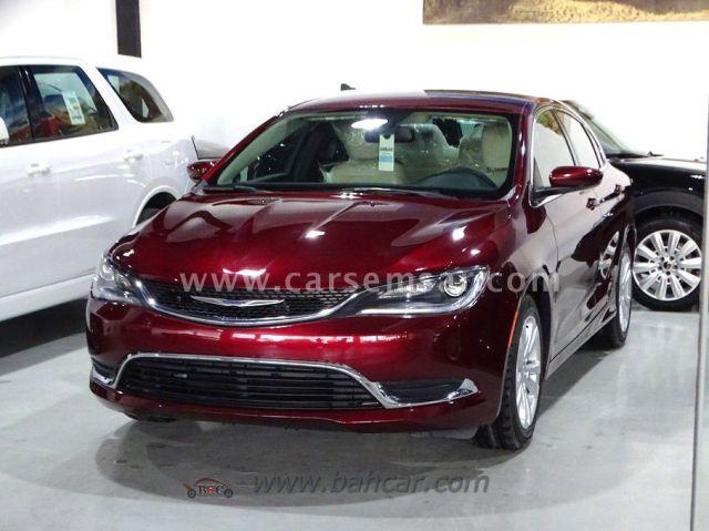 2016 Chrysler 200C
