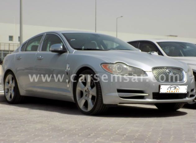 2009 Jaguar XF 4.2 V8 Supercharged