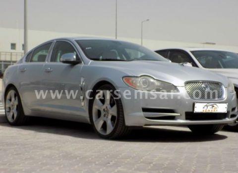 2009 Jaguar XF 4.2 V8 Supercharged