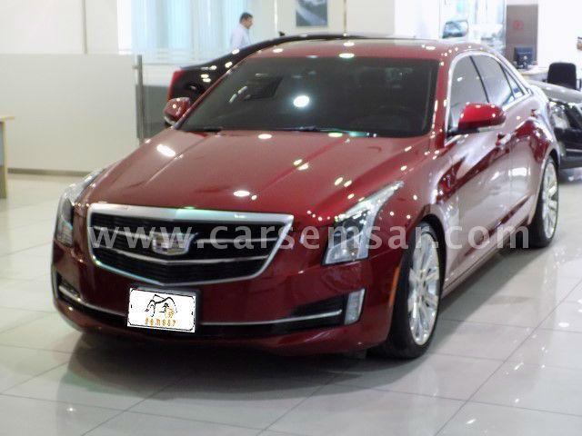 2016 Cadillac ATS 3.6