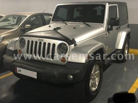 2007 Jeep Wrangler 3.8 Sahara