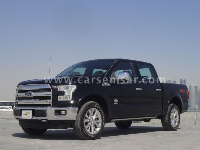 2016 Ford F-150 King Range