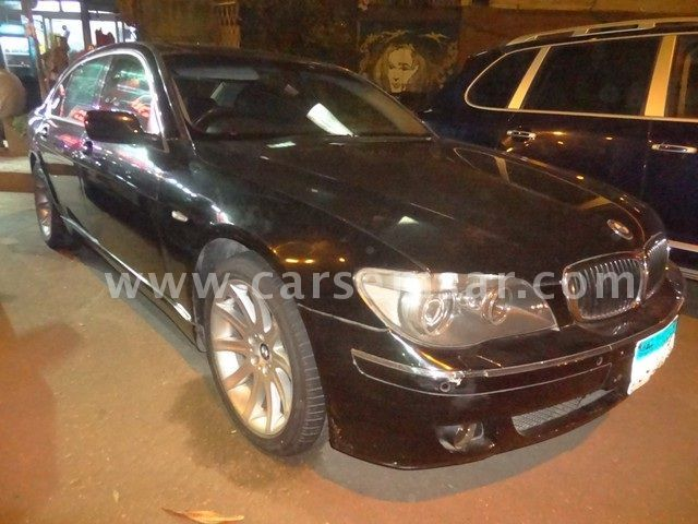 2015 BMW 7-Series 740 Li