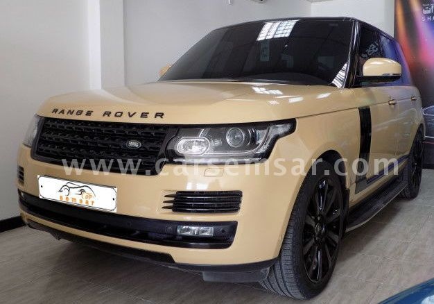 2015 Land Rover Range Rover  Vogue Autobiograhpy