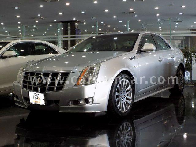 2013 Cadillac CTS 3.6L V6