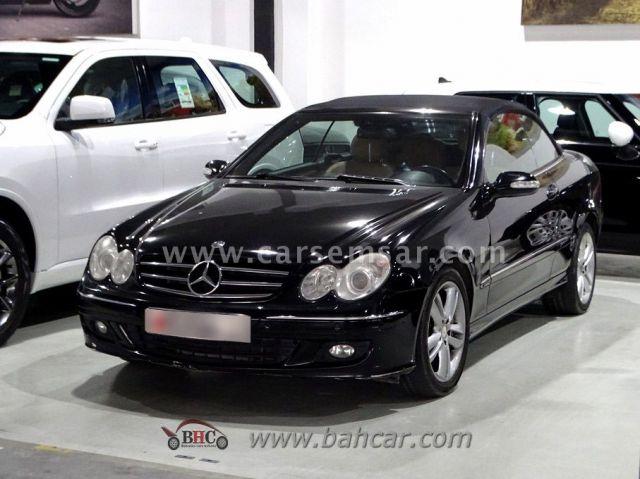 2009 Mercedes-Benz CLK-Class CLK 350 Cabriolet