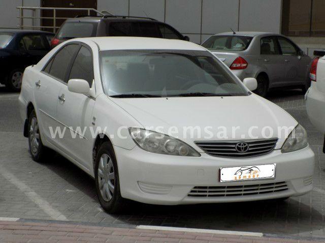 2006 Toyota Camry XLi