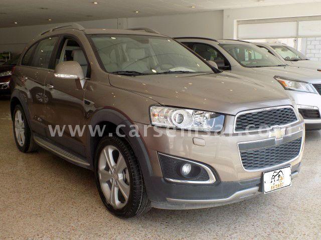 2015 Chevrolet Captiva LTZ