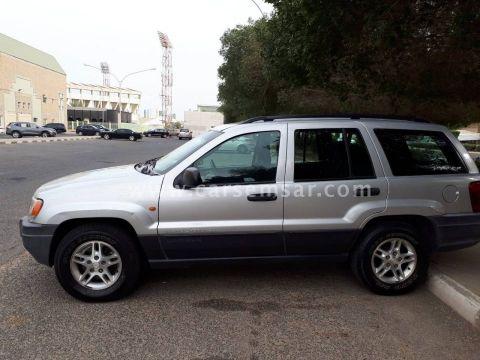 2004 Jeep Grand Cherokee Laredo V8