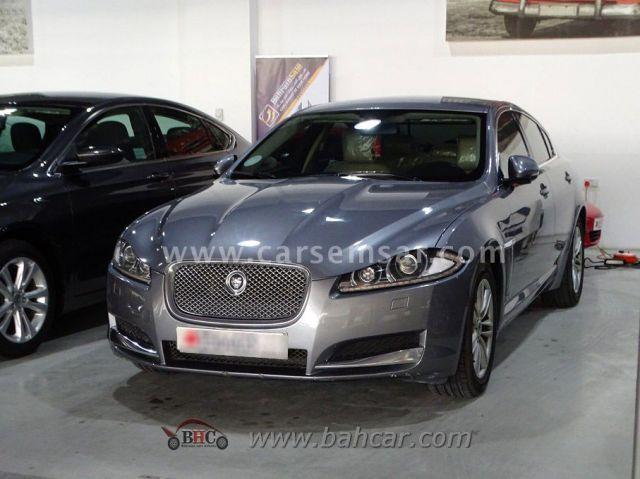 2012 Jaguar XF 3.0 V6