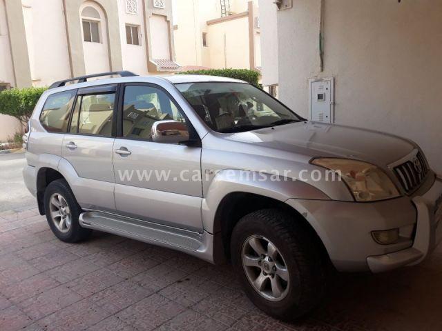2007 Toyota Prado VX Limited