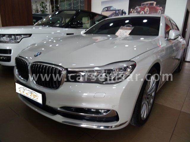 2016 BMW 7-series 730Li