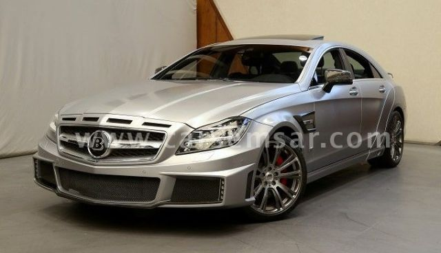 2013 Mercedes-Benz CLS 63S Brabus