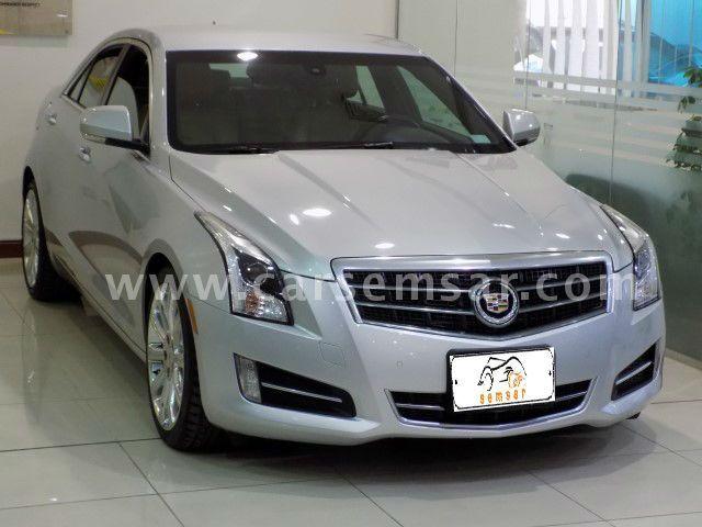 2014 Cadillac ATS Ats Turbo