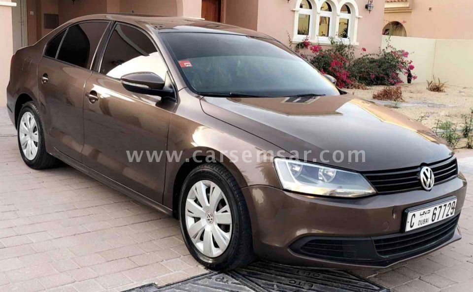 2013 Volkswagen Jetta 1.6 for sale in United Arab Emirates - New and used cars for sale in ...