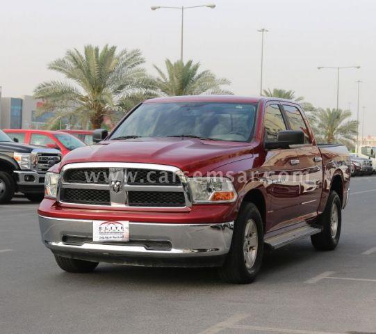 2012 Dodge Ram 1500 5.7 hemi Rebel