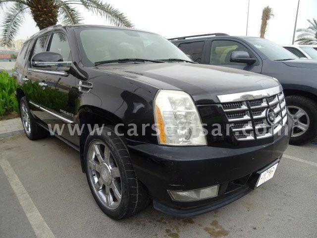 2007 Cadillac Escalade 6.2 V8