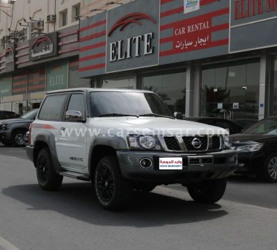 2018 Nissan Patrol Super Safari