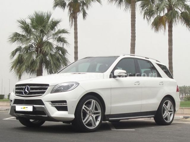 2015 Mercedes-Benz ML-Class ML 400 3.0 V6