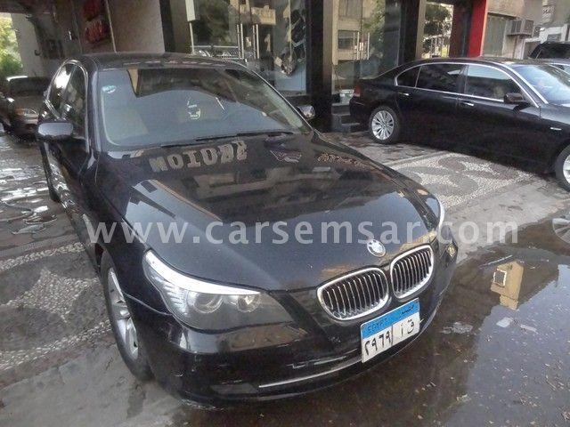 2012 BMW 5-Series 523i
