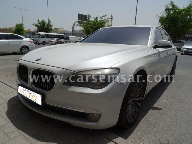 2010 BMW 7-series 730 Li