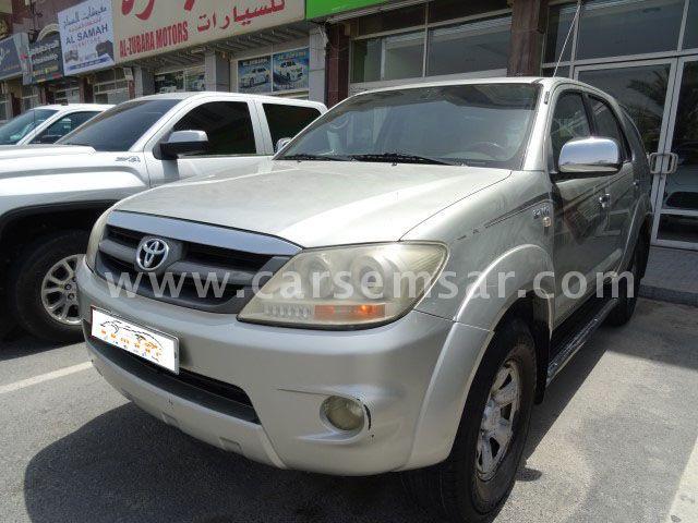 2007 Toyota Fortuner 2.7
